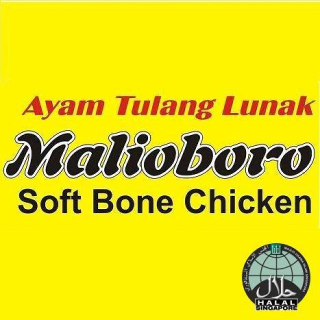 Malioboro Soft Bone Chicken