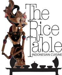 The Rice Table Indonesian Catering