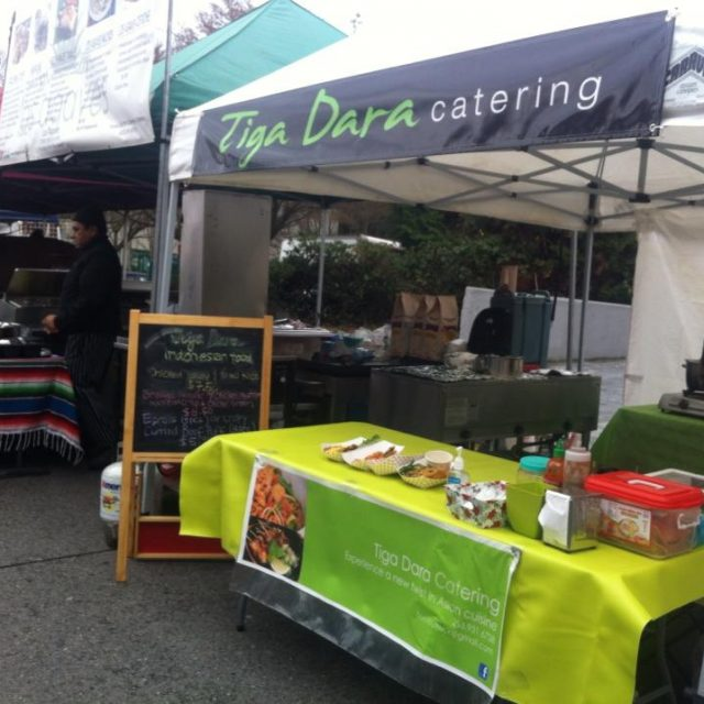 Tiga Dara Indonesian Street Food